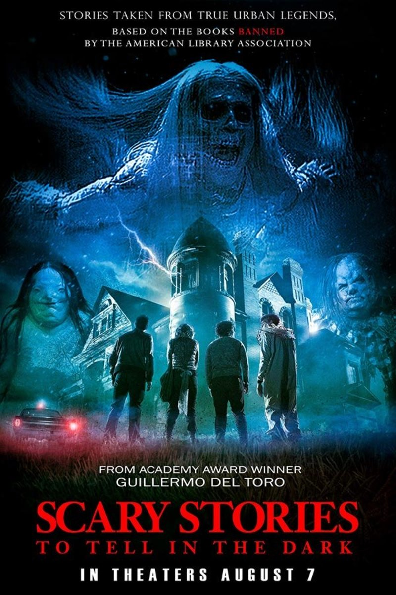 'Scary Stories to Tell in the Dark' (2019) A Boogedy-Boo Movie Review