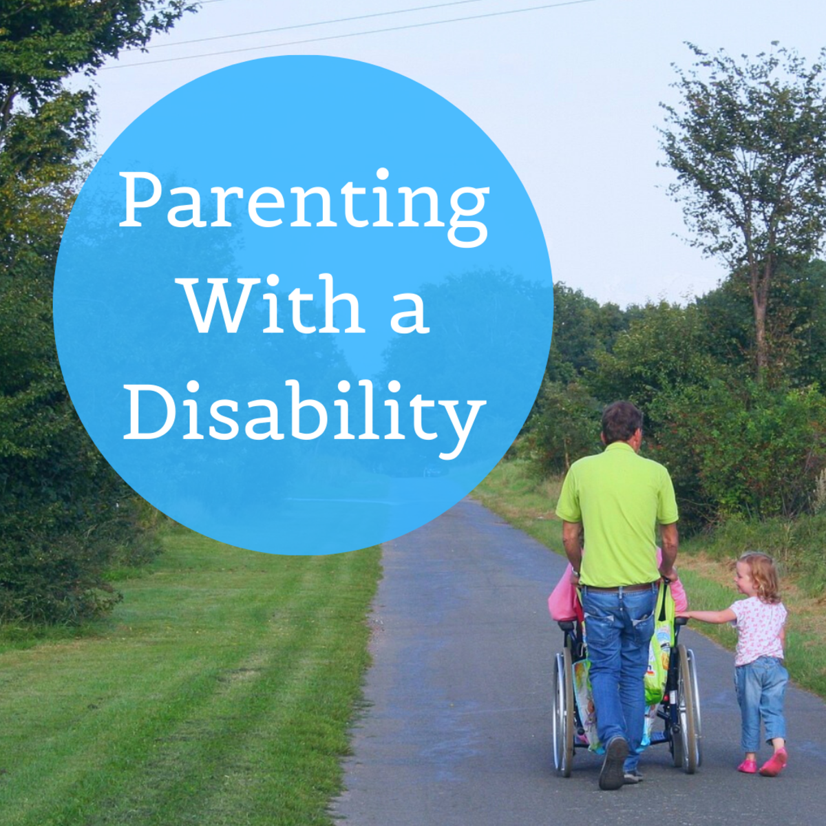 Find some advice for being a parent while having a disability, from setting up a support system to focusing on the fun activities you can share with your child.