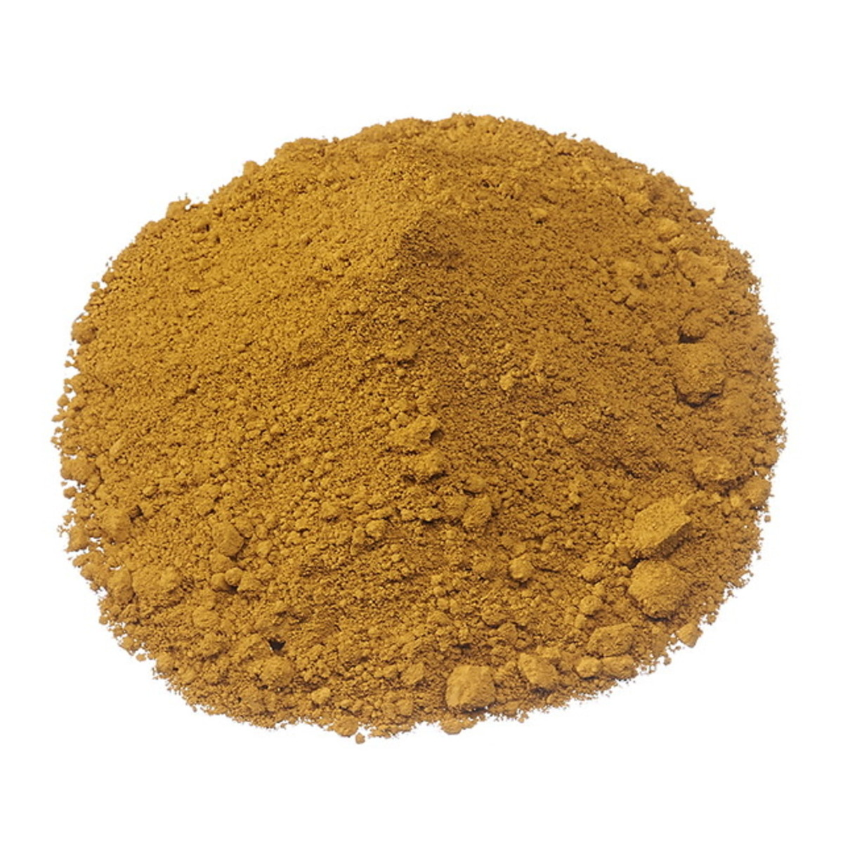 Powdered Yellow Iron Oxide
