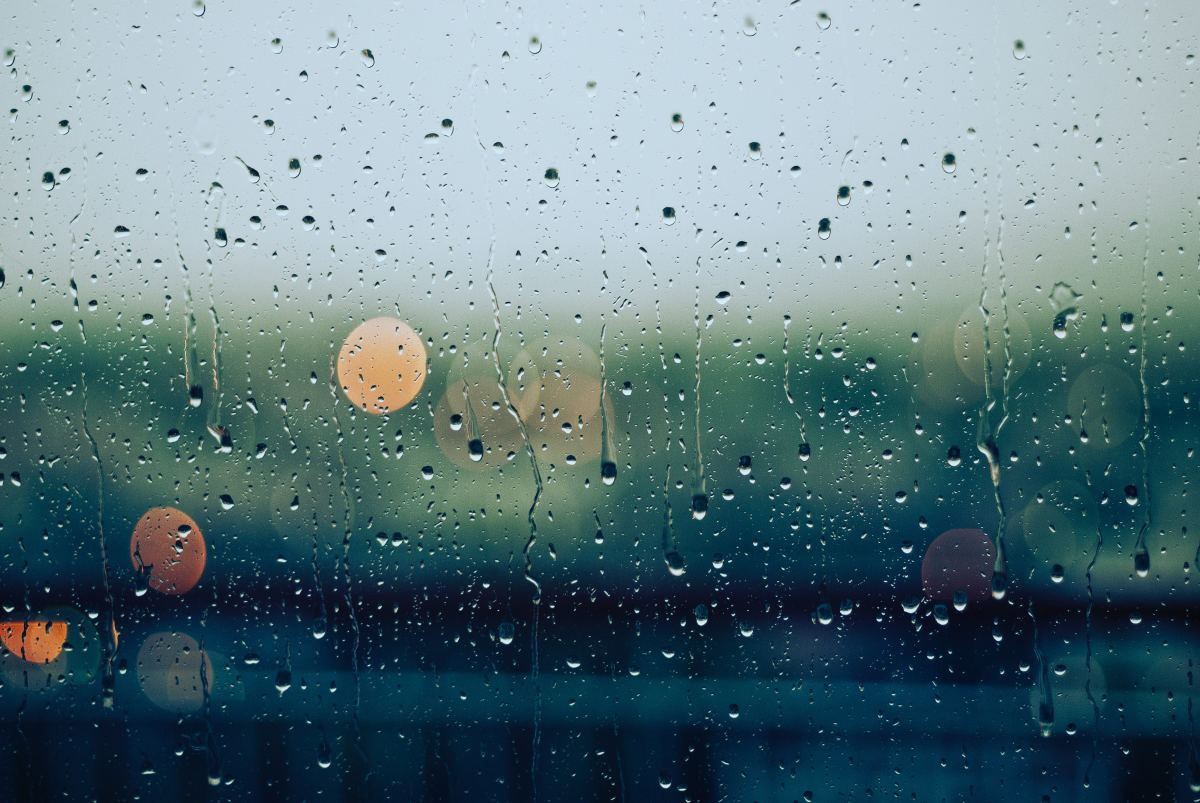 When It Rains: A Poem