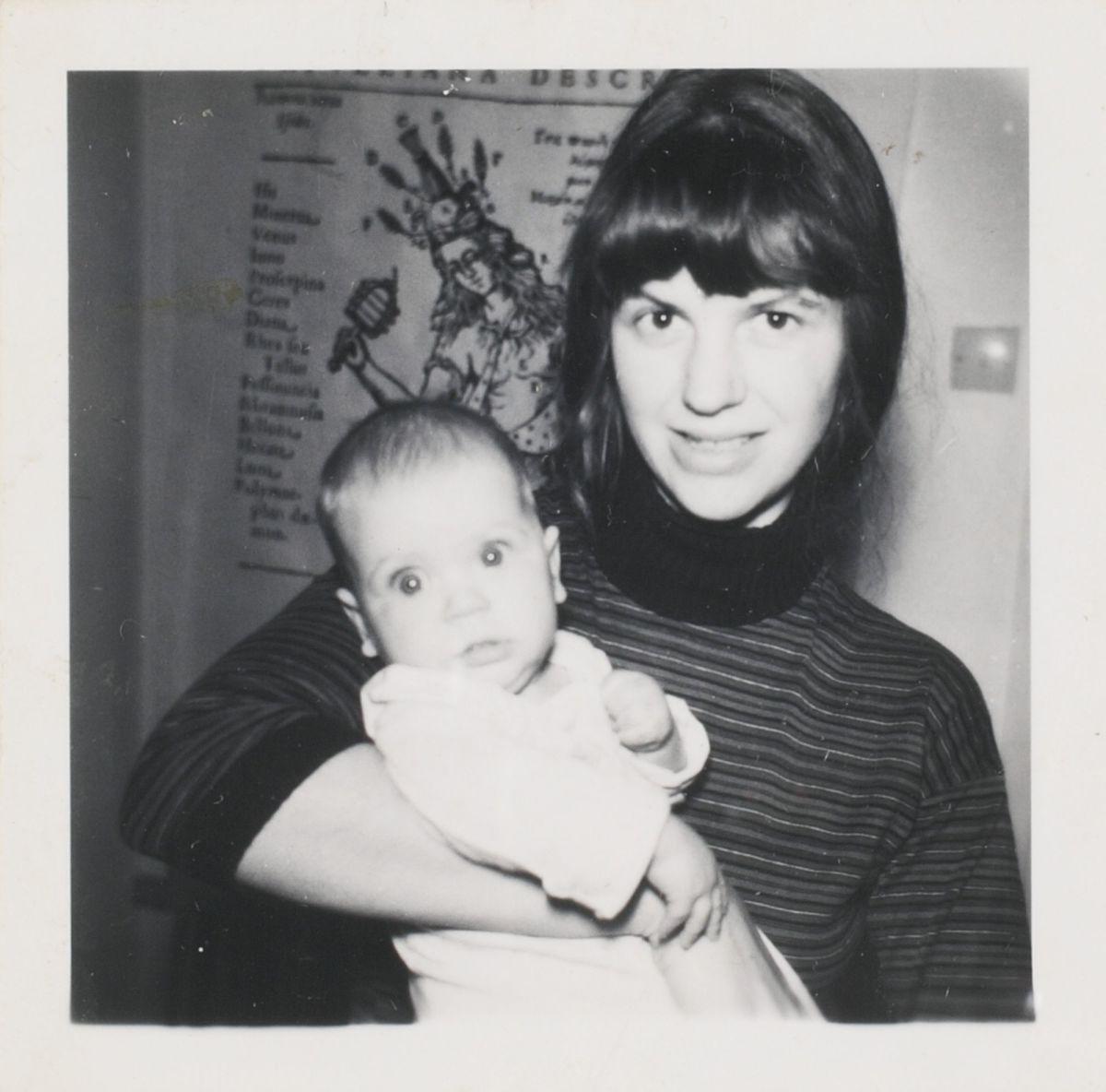 Sylvia Plath And Son Nicholas