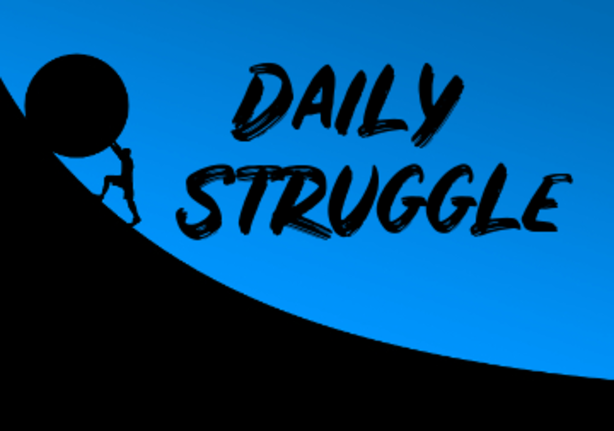 Poem: Daily Struggle