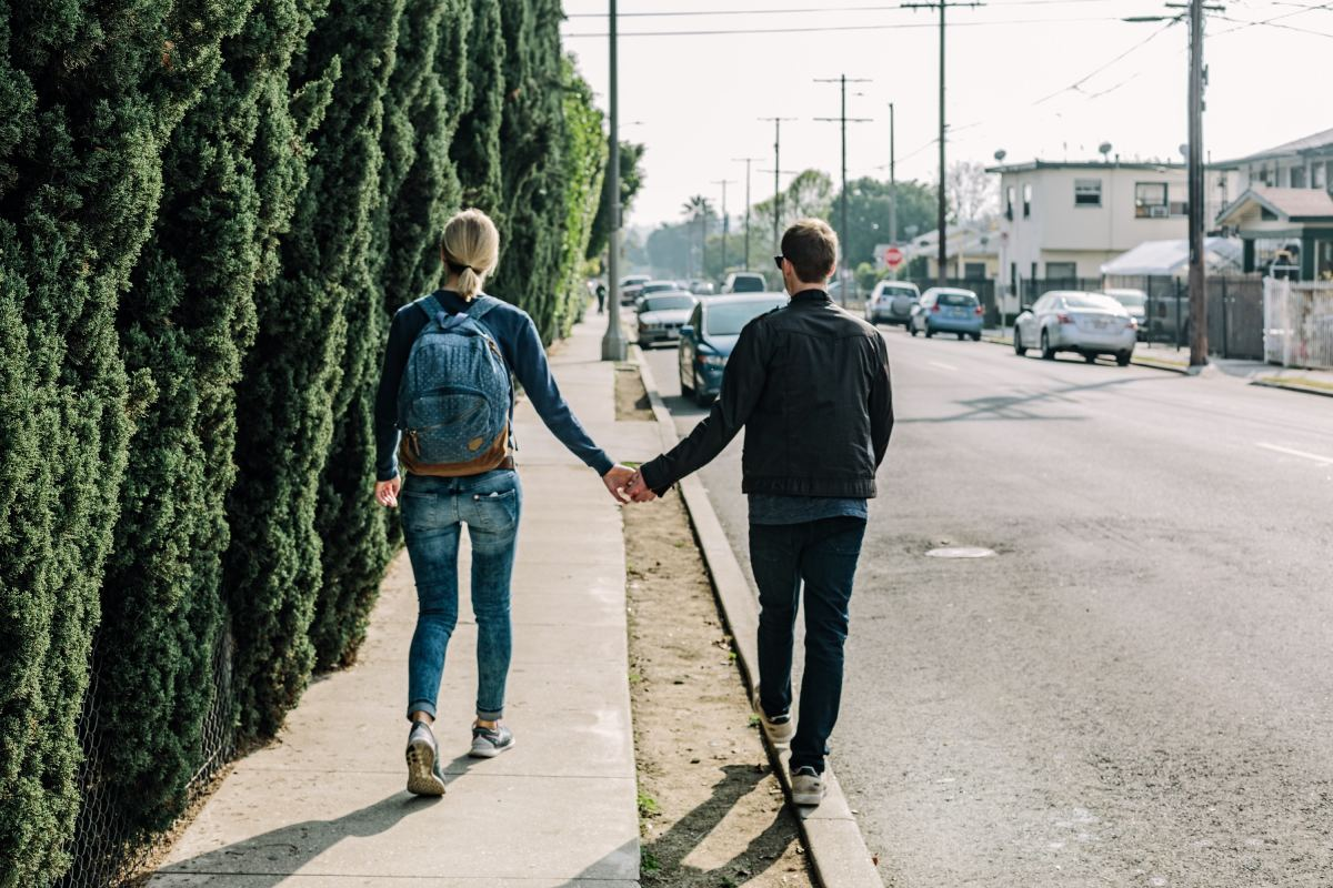 To Walk Beside You: A Poem