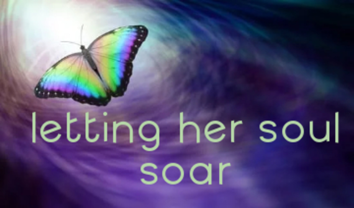Poem: Letting Her Soul Soar