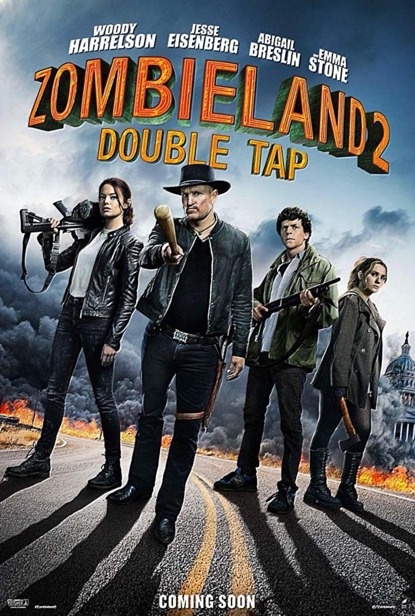 'Zombieland: Double Tap' (2019) An Undeadly Movie Review