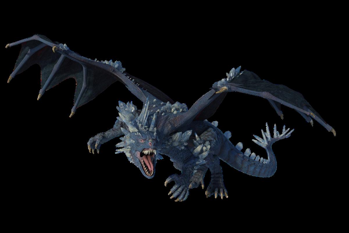The Last Fighting Dragon