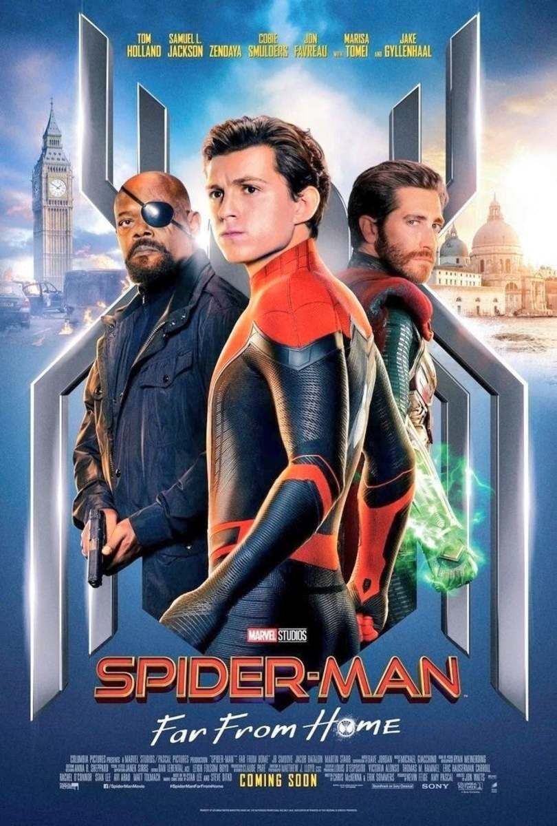 Should I Watch..? 'Spider-Man: Far From Home'