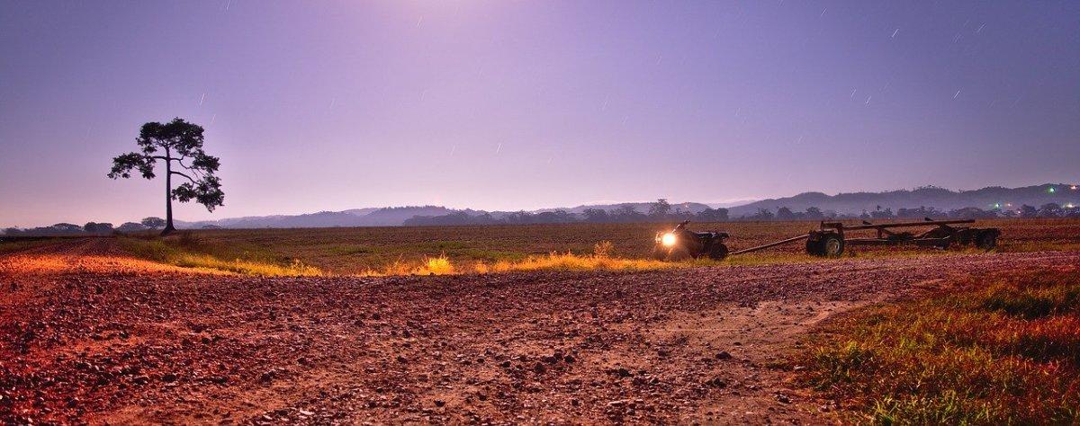ATV Landscape Shot