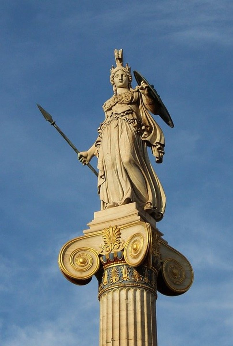 Athena: Goddess of Wisdom and War