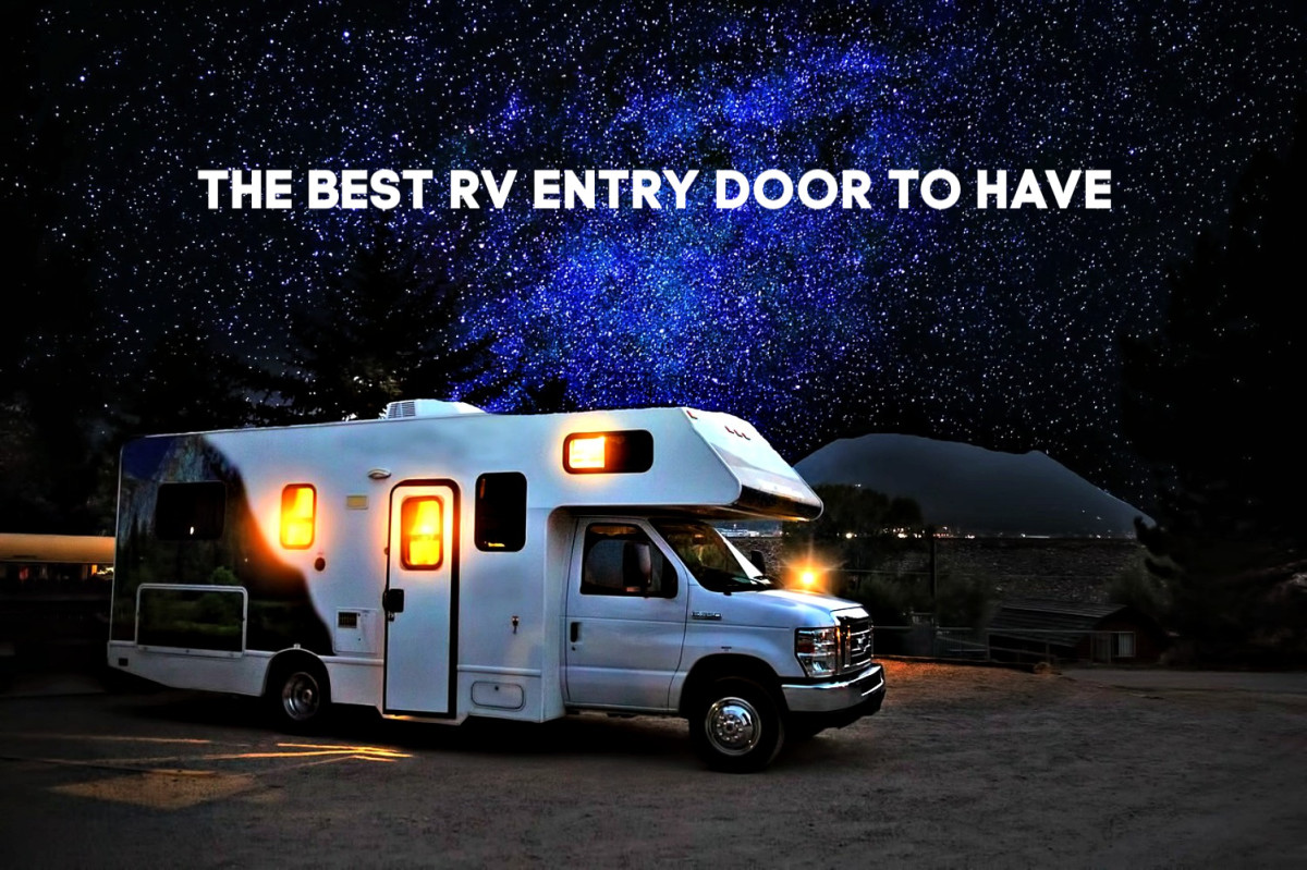 The best RV entry door to have.