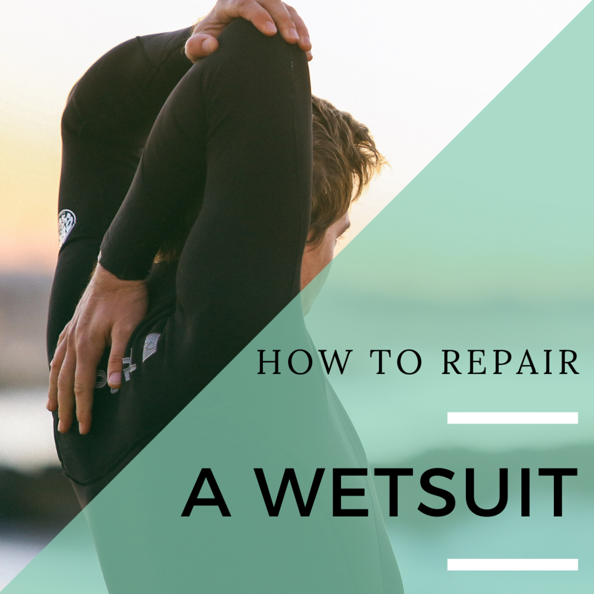 How to Repair a Wetsuit (Tears or Rips)