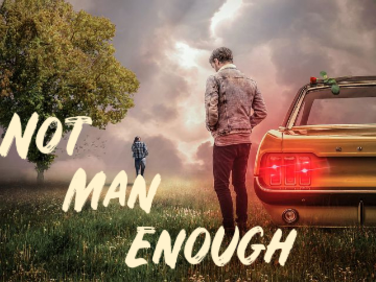 Poem: Not Man Enough