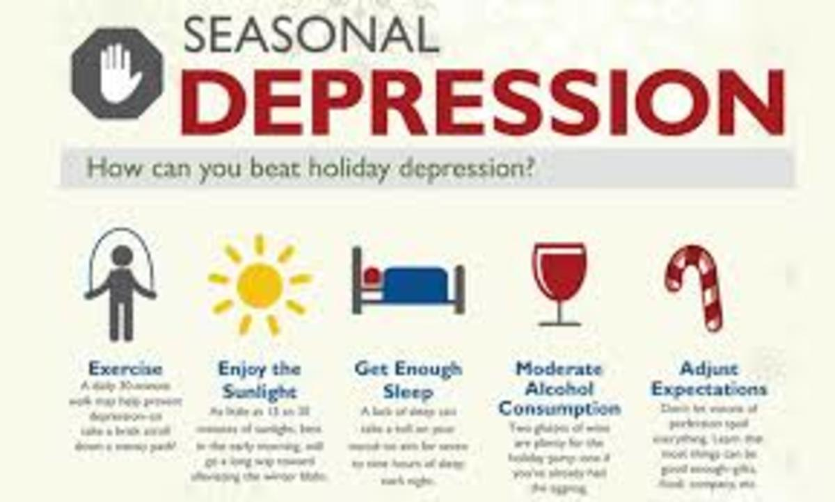 Why December Isn't Always Merry And Bright