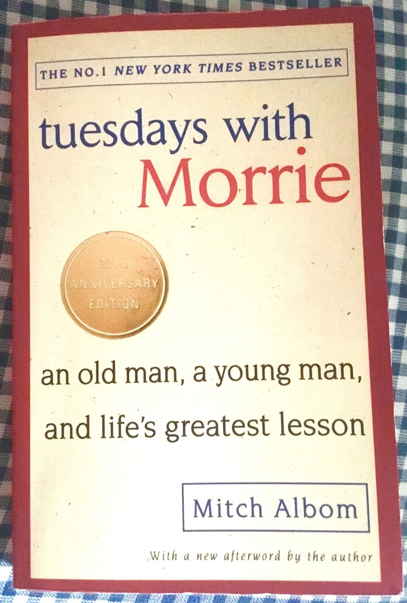 Finding Happiness With Morrie