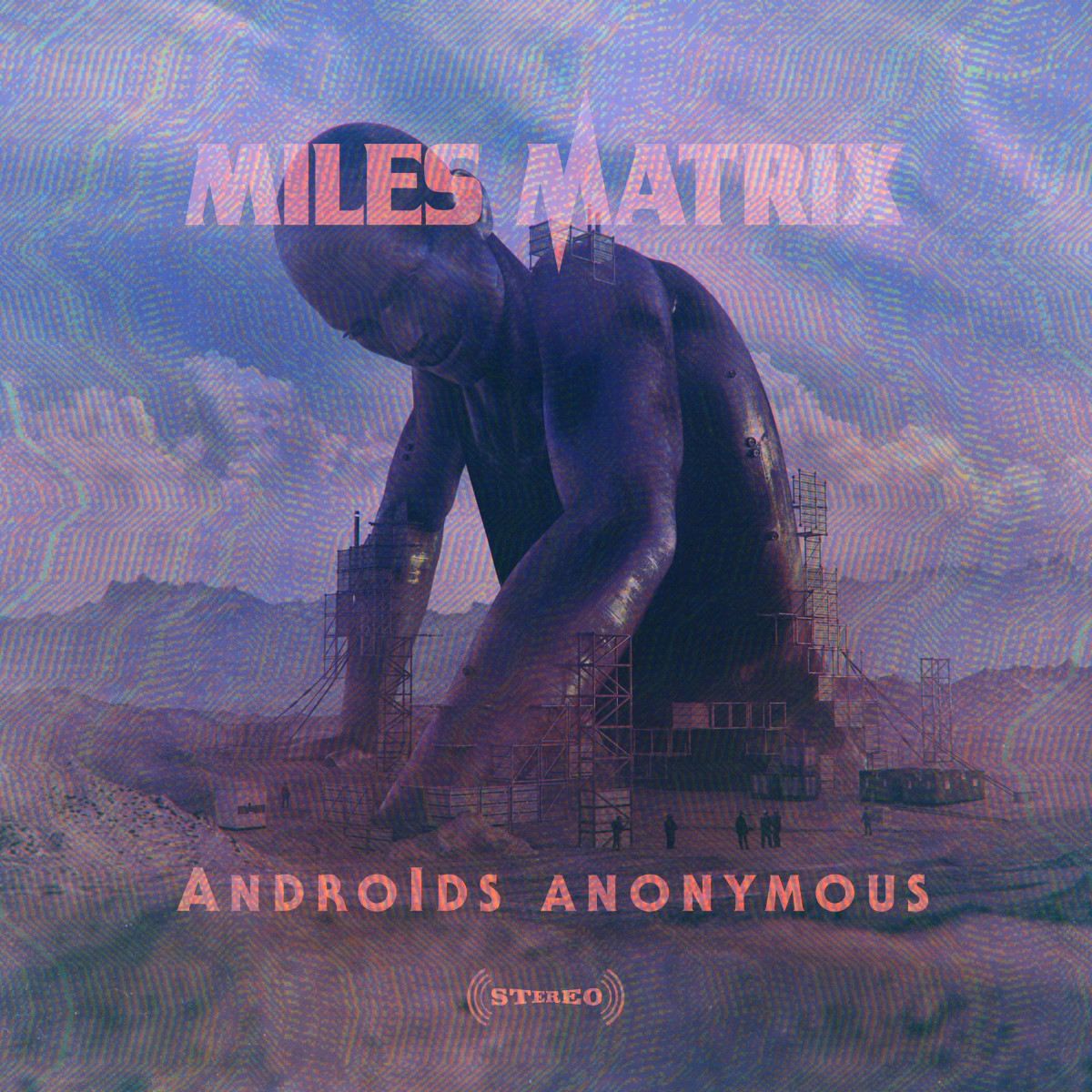"""Synthwave Album Review: """"Androids Anonymous"""" by Miles Matrix"""