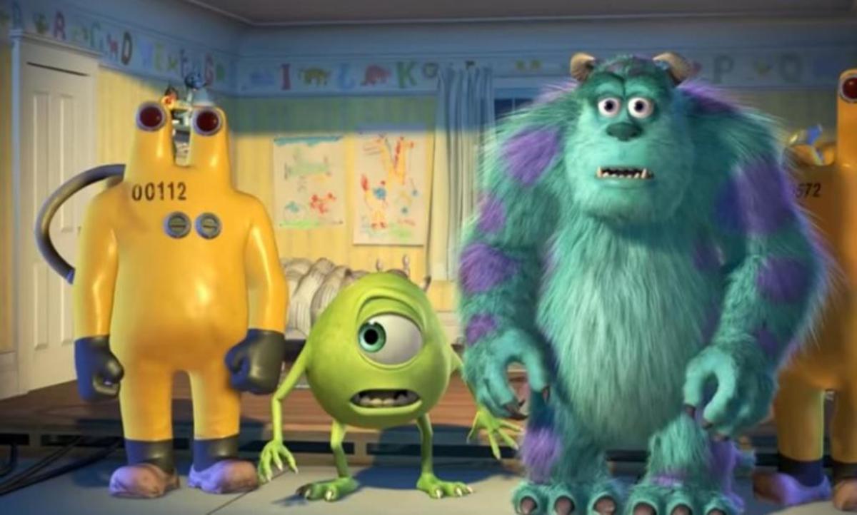 Content Writing: Pixar Rhymes