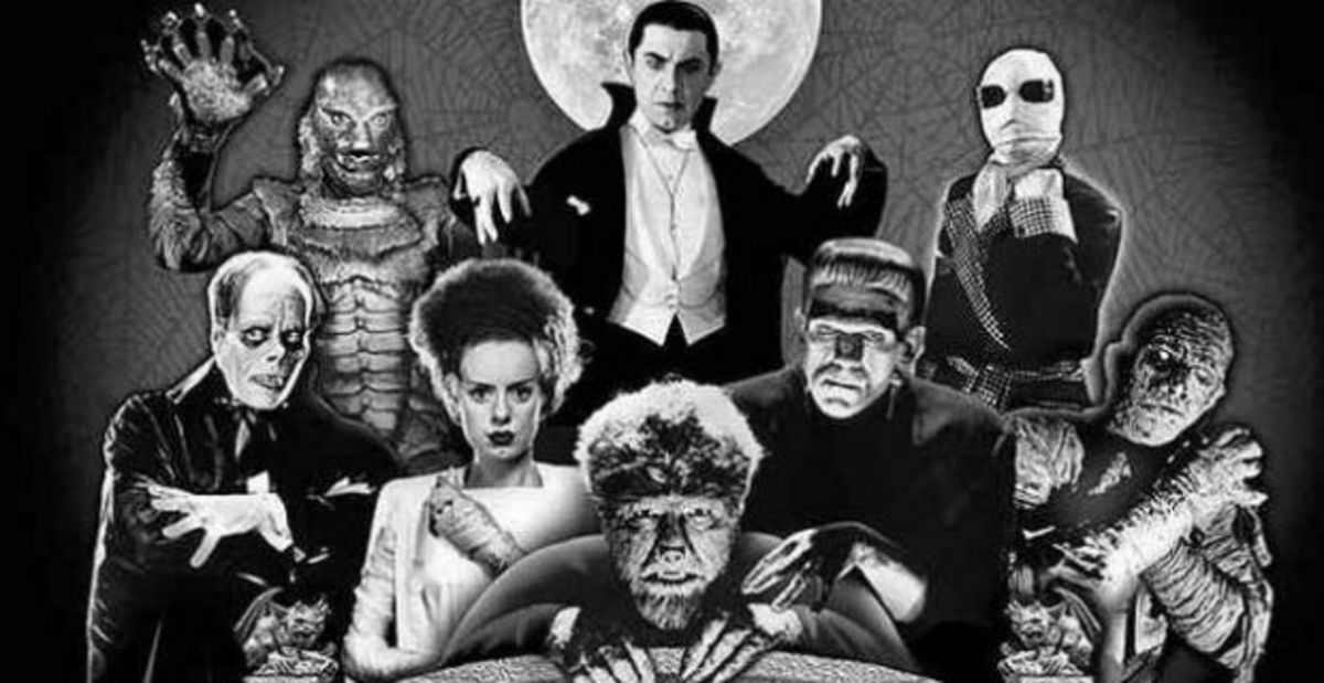 24 Bewitching Facts About Classic Horror & Monster Films