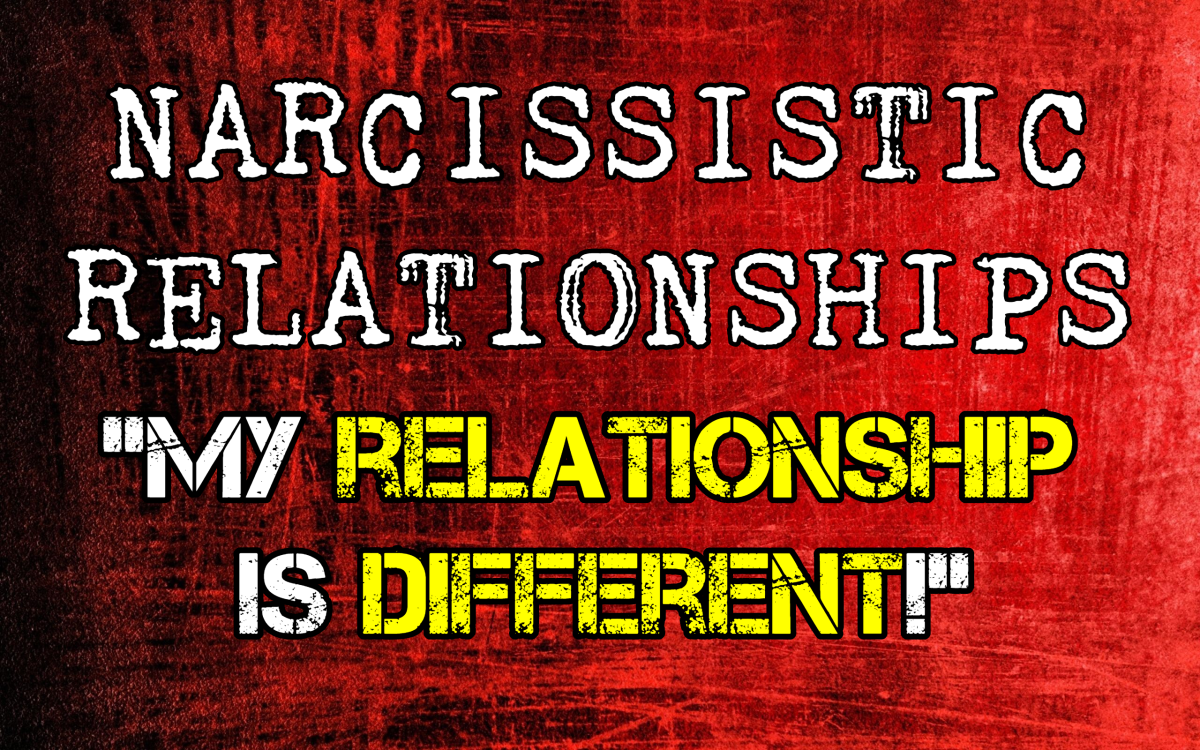 "Toxic Relationships: ""My Relationship Is Different!"""