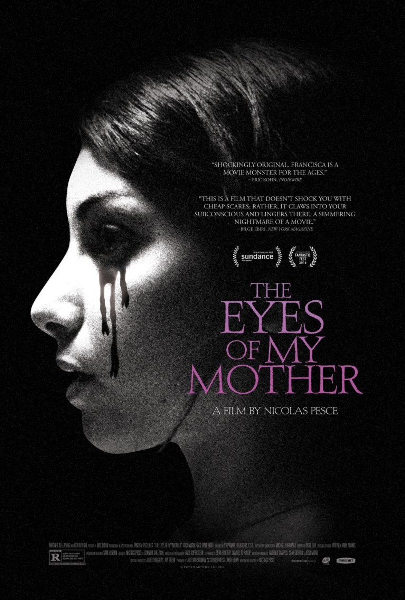 "2019 Netflix Halloween Countdown: ""The Eyes of My Mother"""