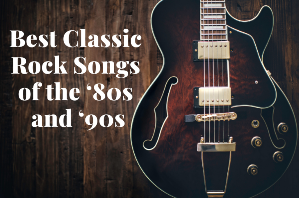 "While the term ""classic rock"" is generally associated with rock songs from the '60s and '70s, music from the '80s and '90s are making their way onto these radio stations. See if your favorite songs made the list!"