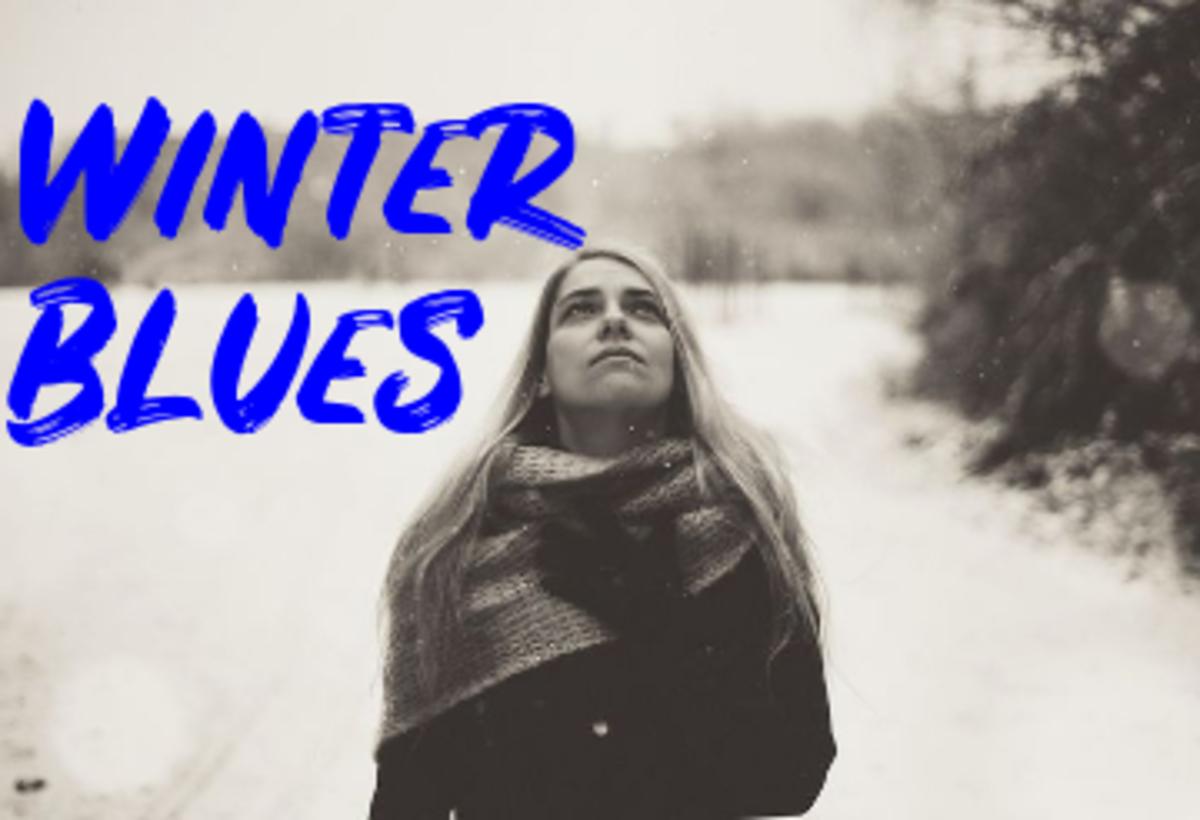 Poem: Winter Blues