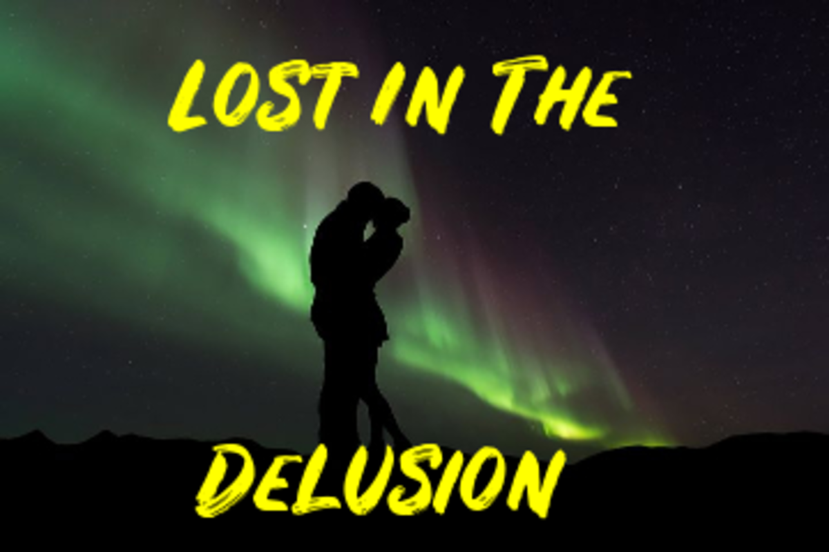 Poem: Lost in the Delusion
