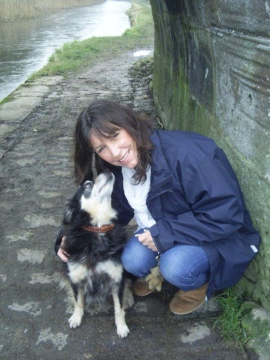 Lady, My Dog; My Companion