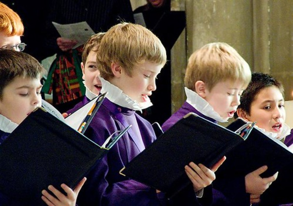 """Despite its age, """"Silent Night"""" is still one of the most popular Christmas songs performed by church choirs."""