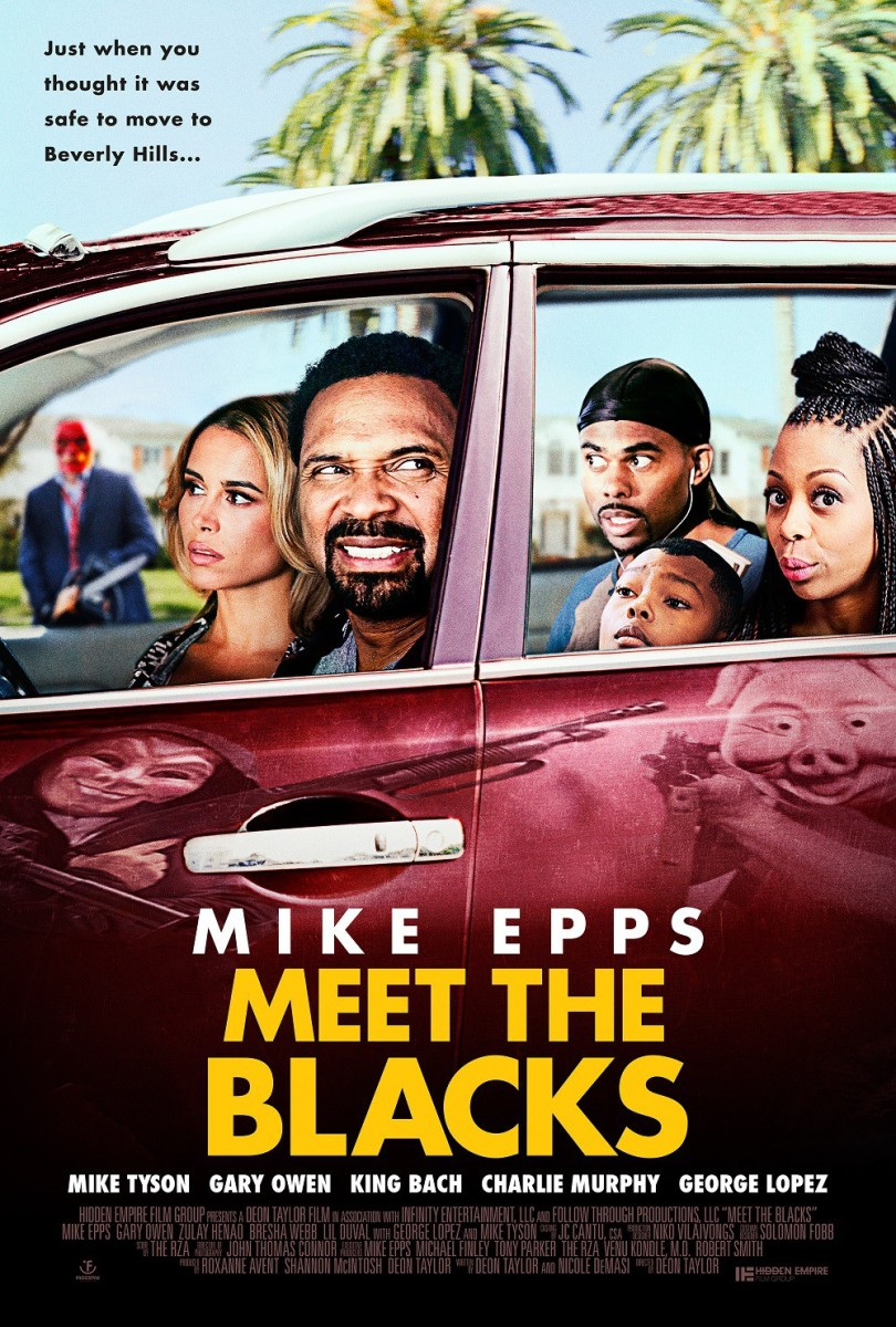 "2019 Netflix Halloween Countdown: ""Meet the Blacks"""