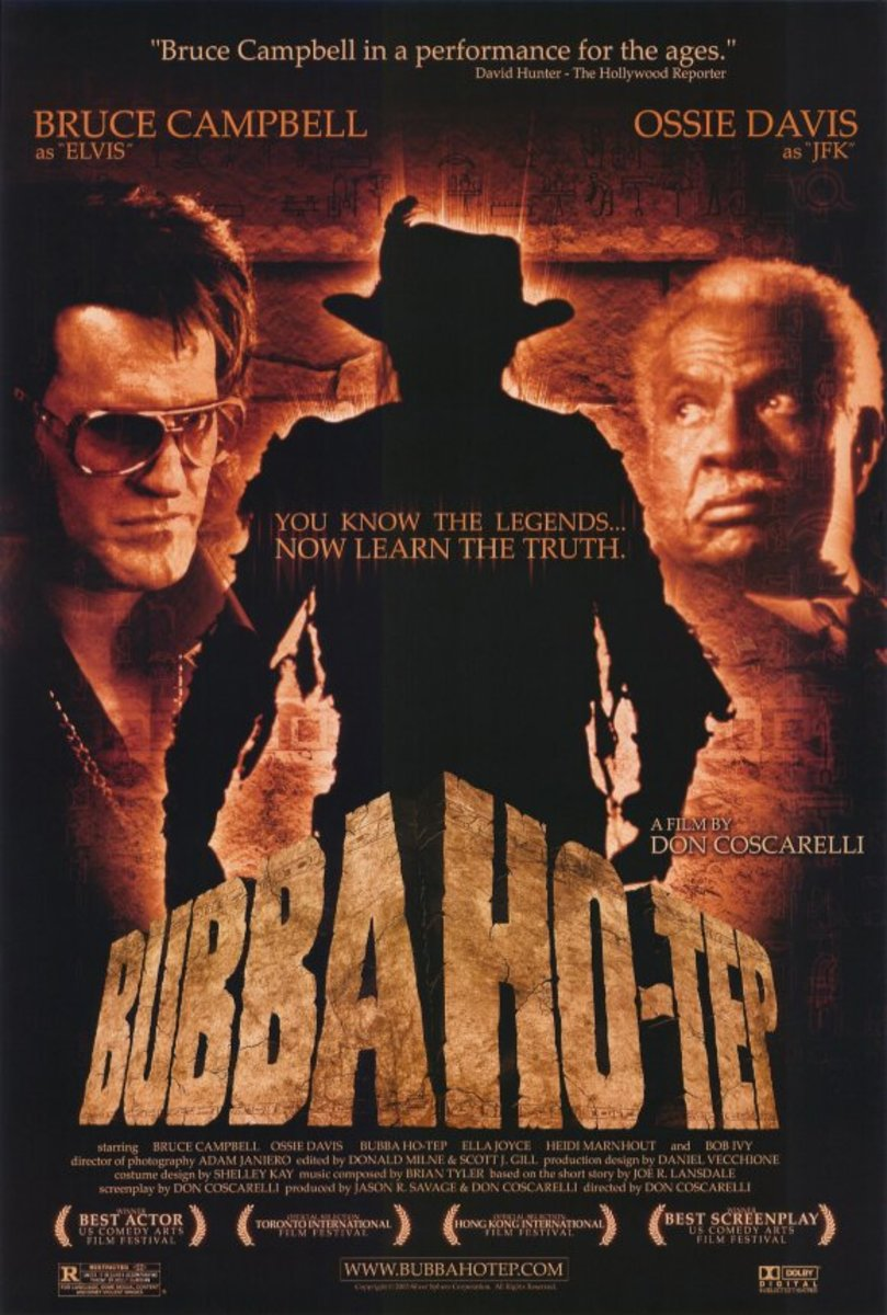 Should I Watch..? 'Bubba Ho-Tep'