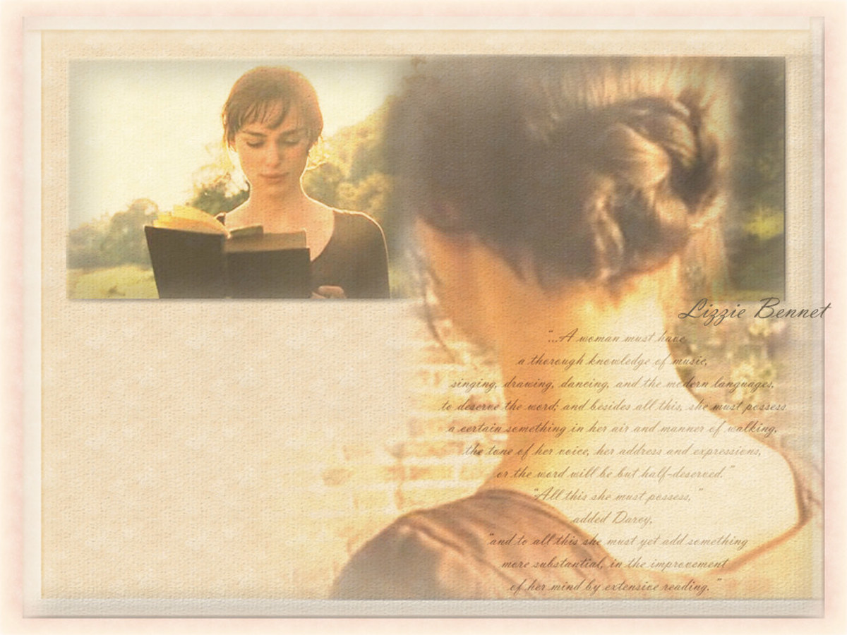 Elizabeth in Pride and Prejudice: An Appraisal