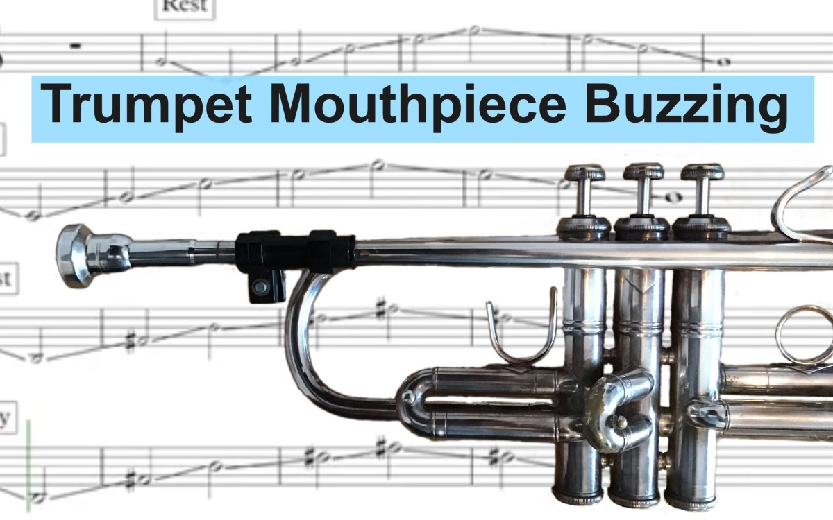 Mouthpiece Buzzing for Trumpet