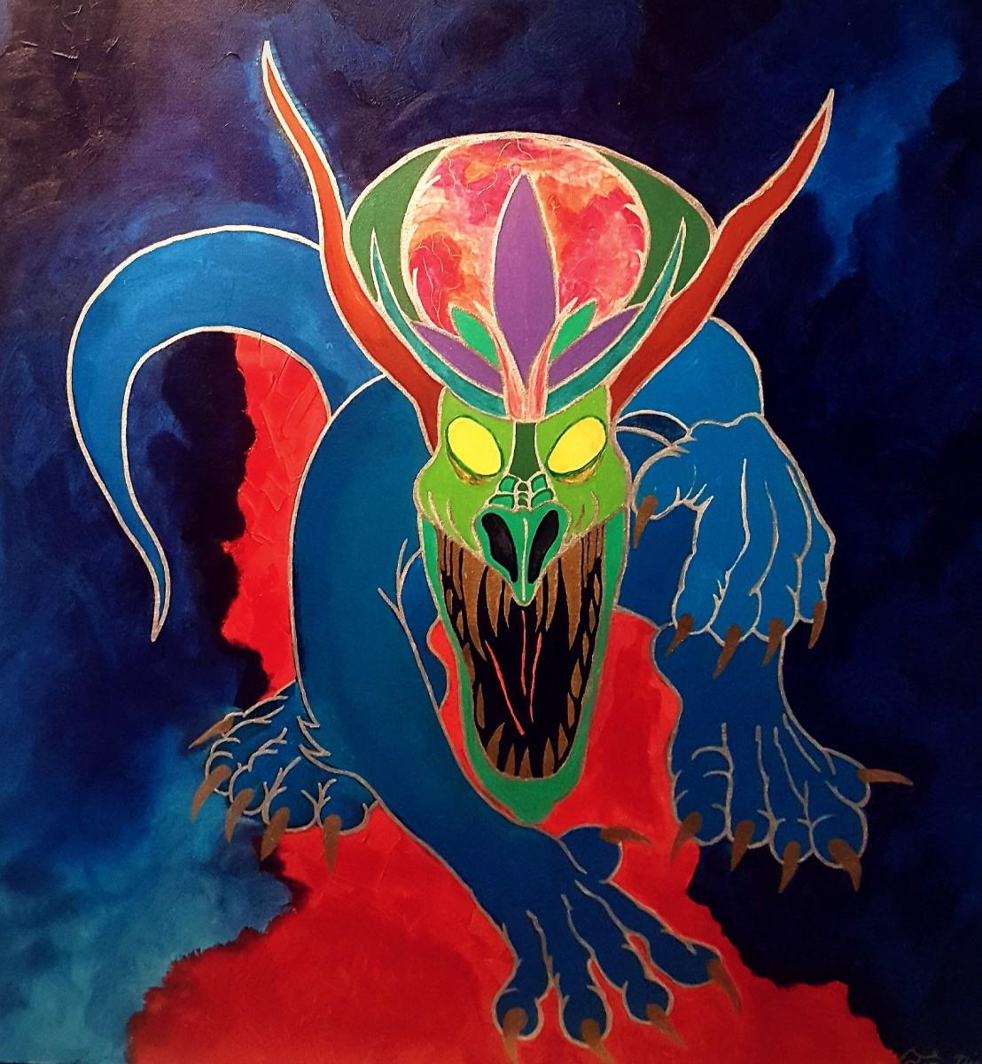 Creature of Doom Tower