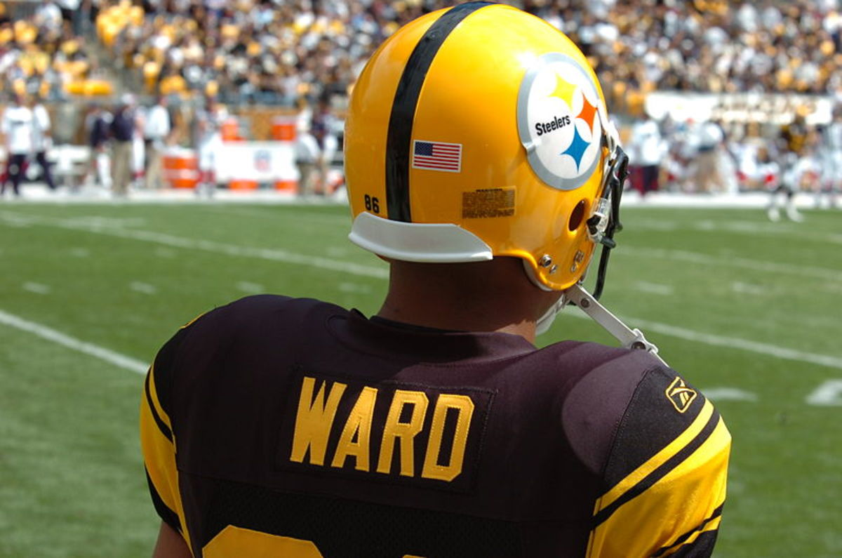 Hines Ward is the Greatest Steelers Receiver of All Time