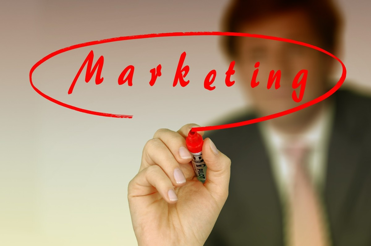 Marketing leads to higher customer satisfaction.