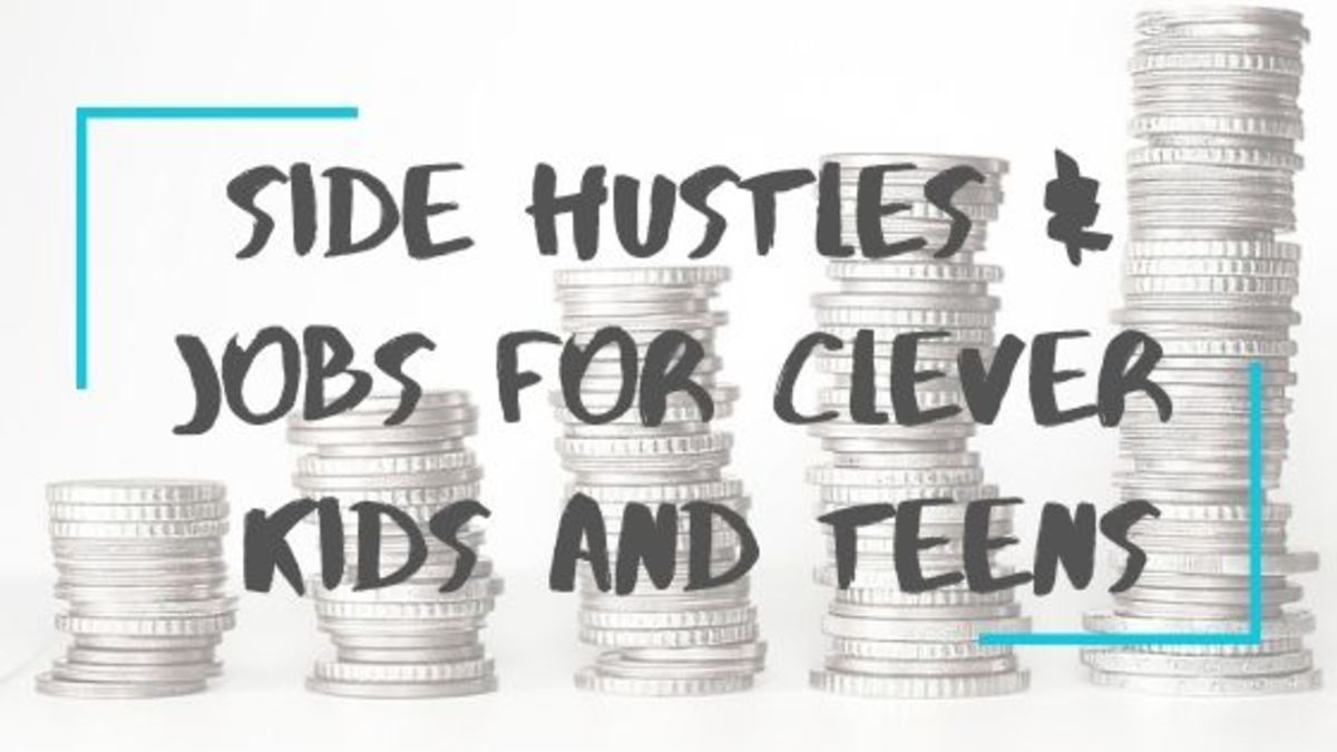 16 Unique Jobs for Clever Kids & Pre-Teens to Earn Quick Money