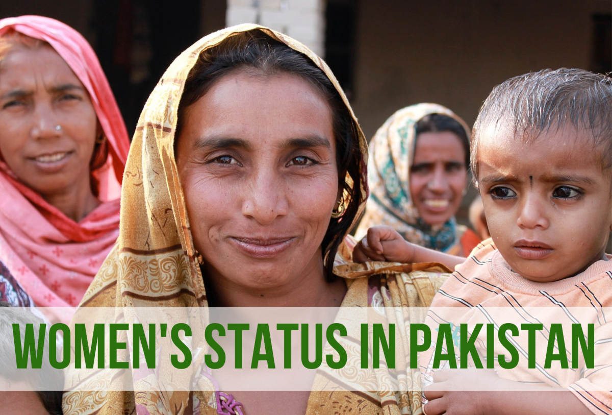 How can Pakistan's misogynistic culture be  changed to improve women's status?