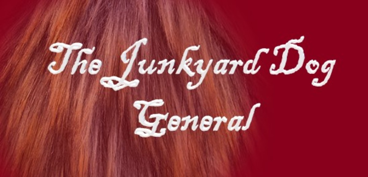 A Junkyard Dog General: The Bear and the Puppies