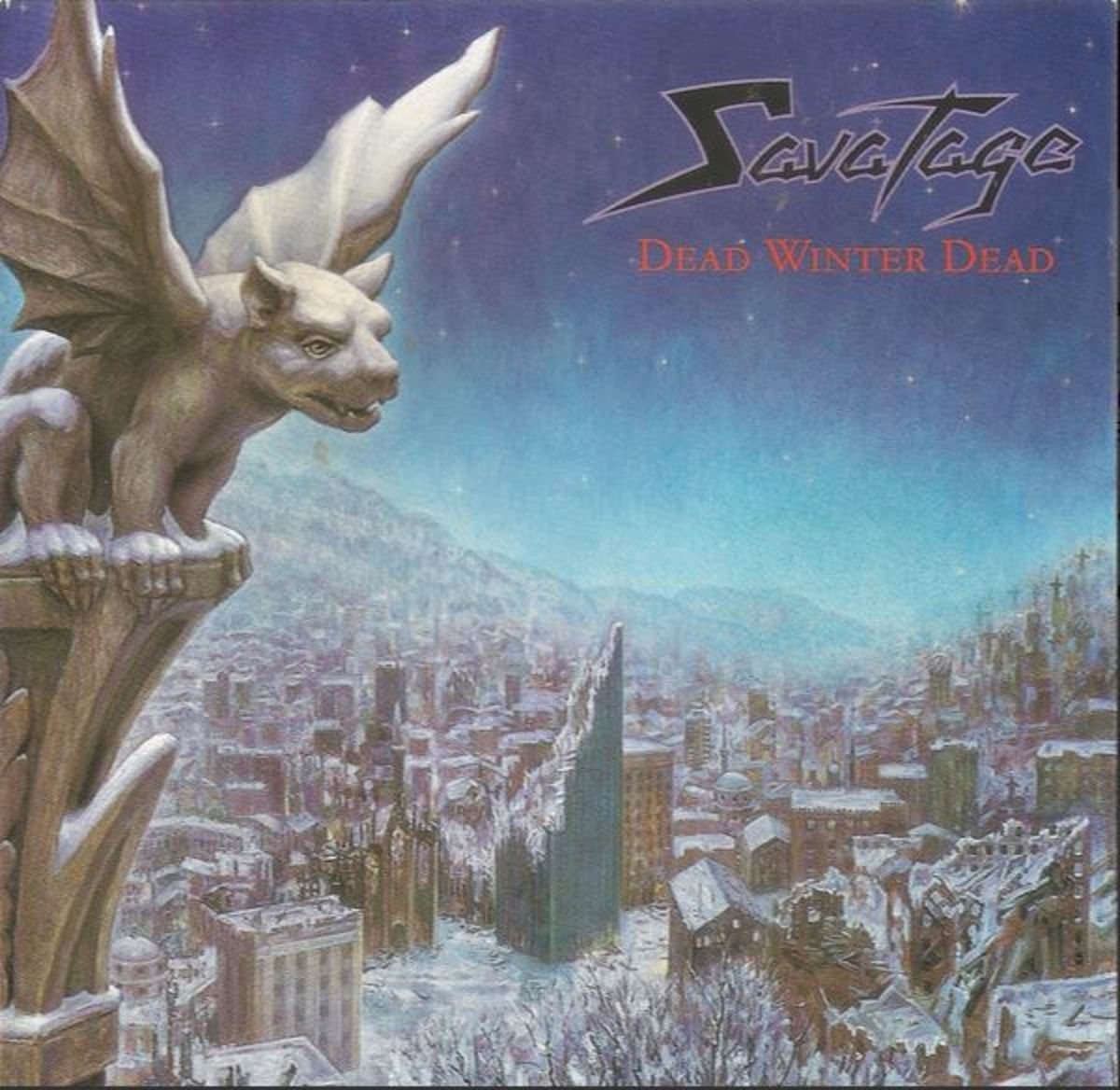 "Savatage, ""Dead Winter Dead"" Album Review"