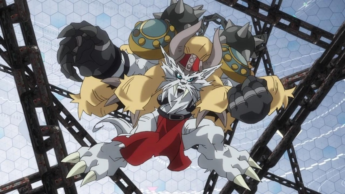 Vikemon in Digimon tri