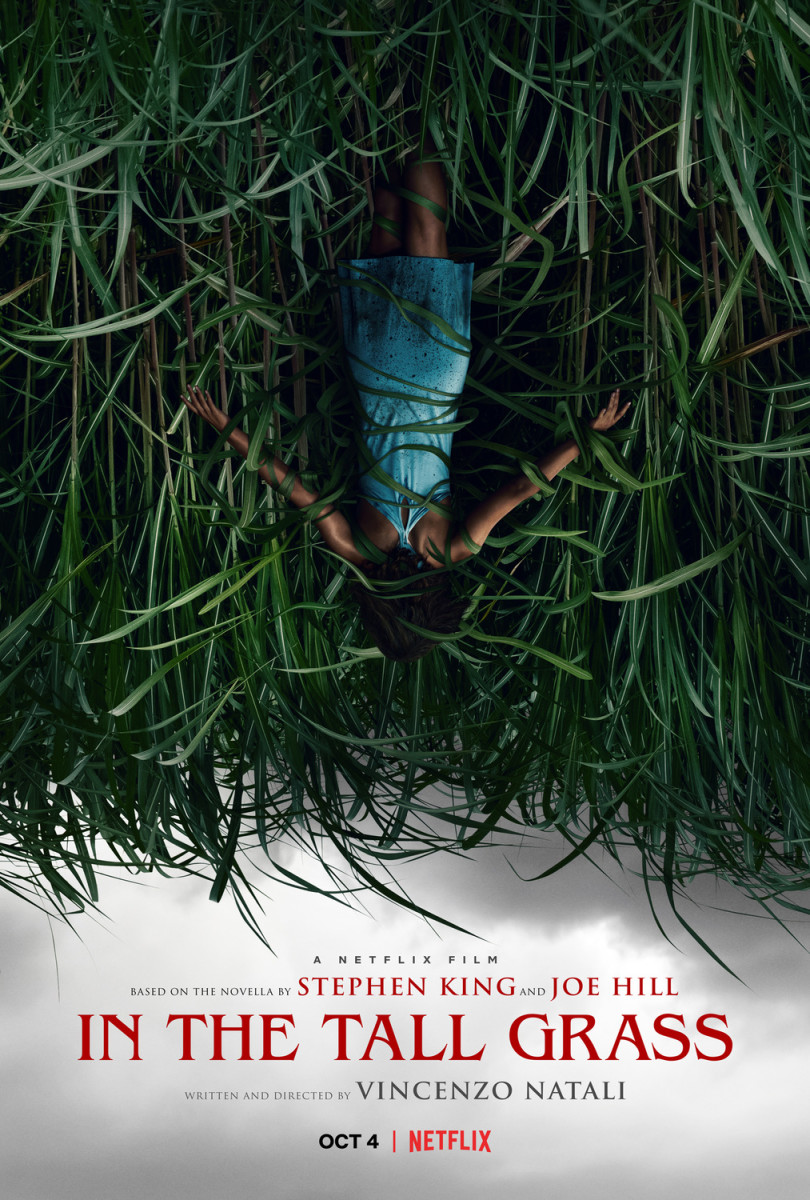 "2019 Netflix Halloween Countdown: ""In the Tall Grass"""