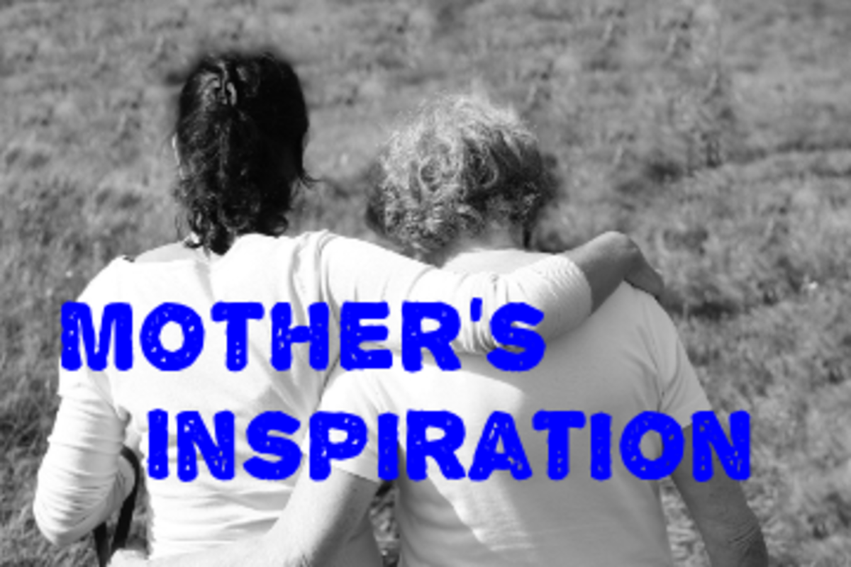 Poem: Mother's Inspiration