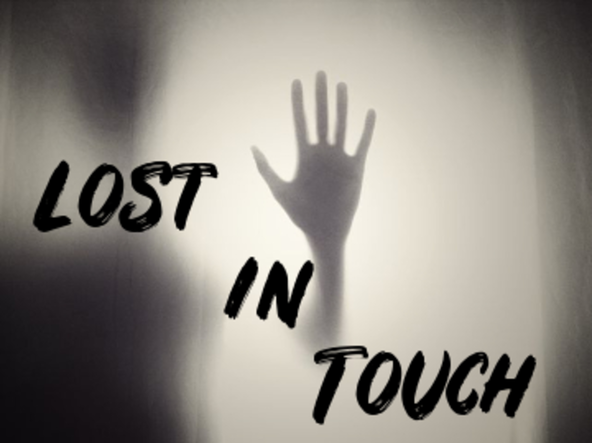 Poem: Lost In Touch