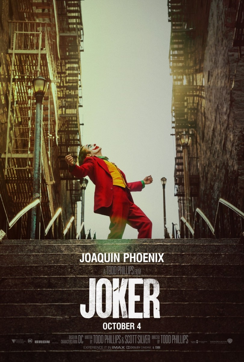 "Movie Review: ""Joker"""