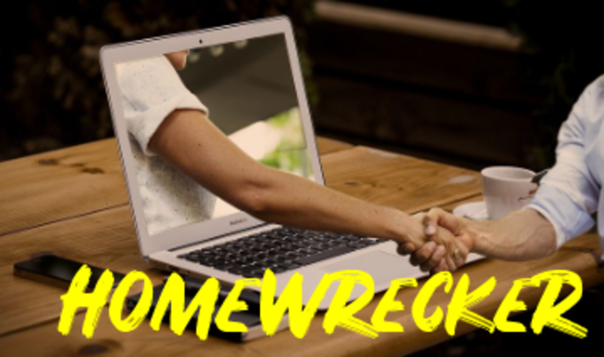 Poem: Homewrecker
