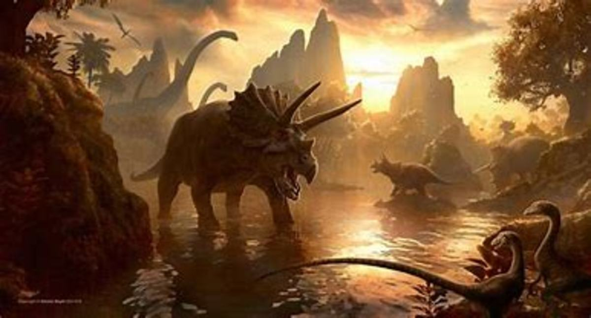 Were these huge creatures in the Bible?