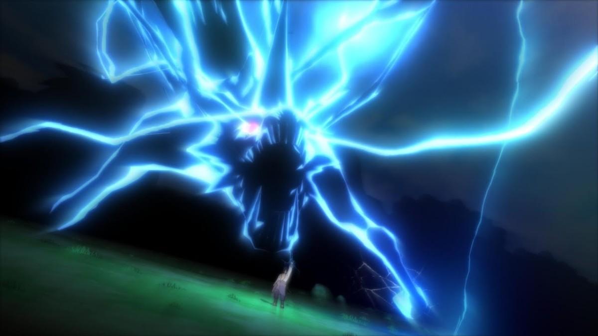 Sasuke's Kirin