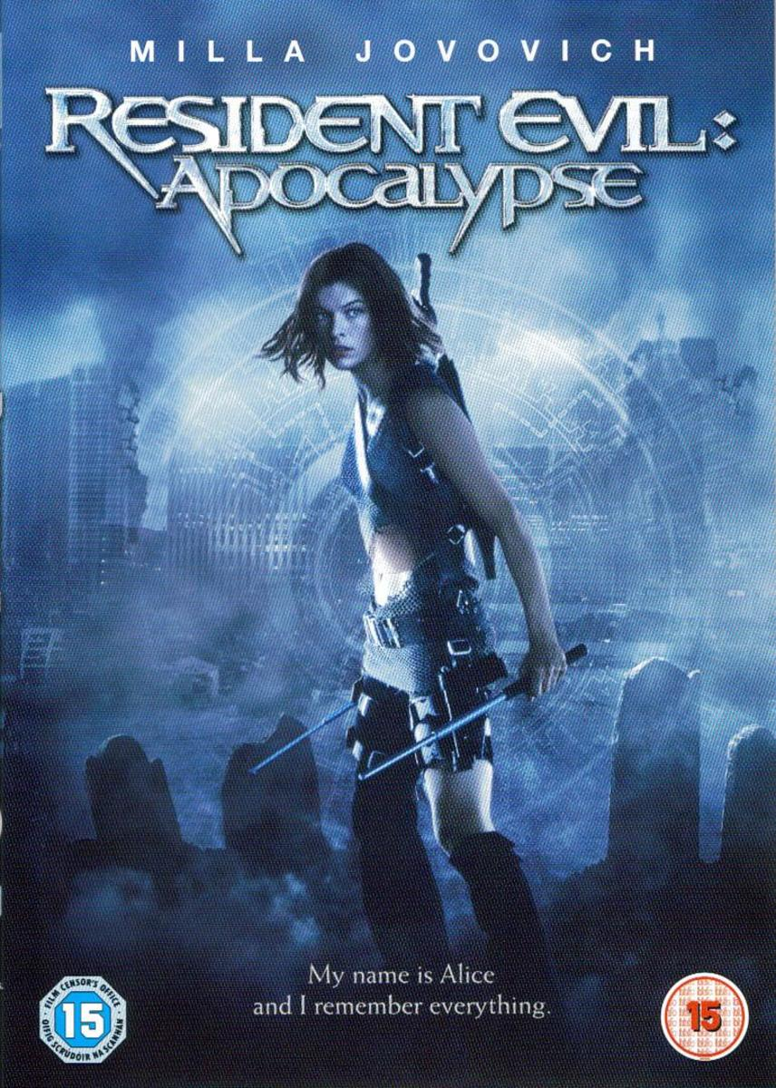 Should I Watch Resident Evil Apocalypse Reelrundown