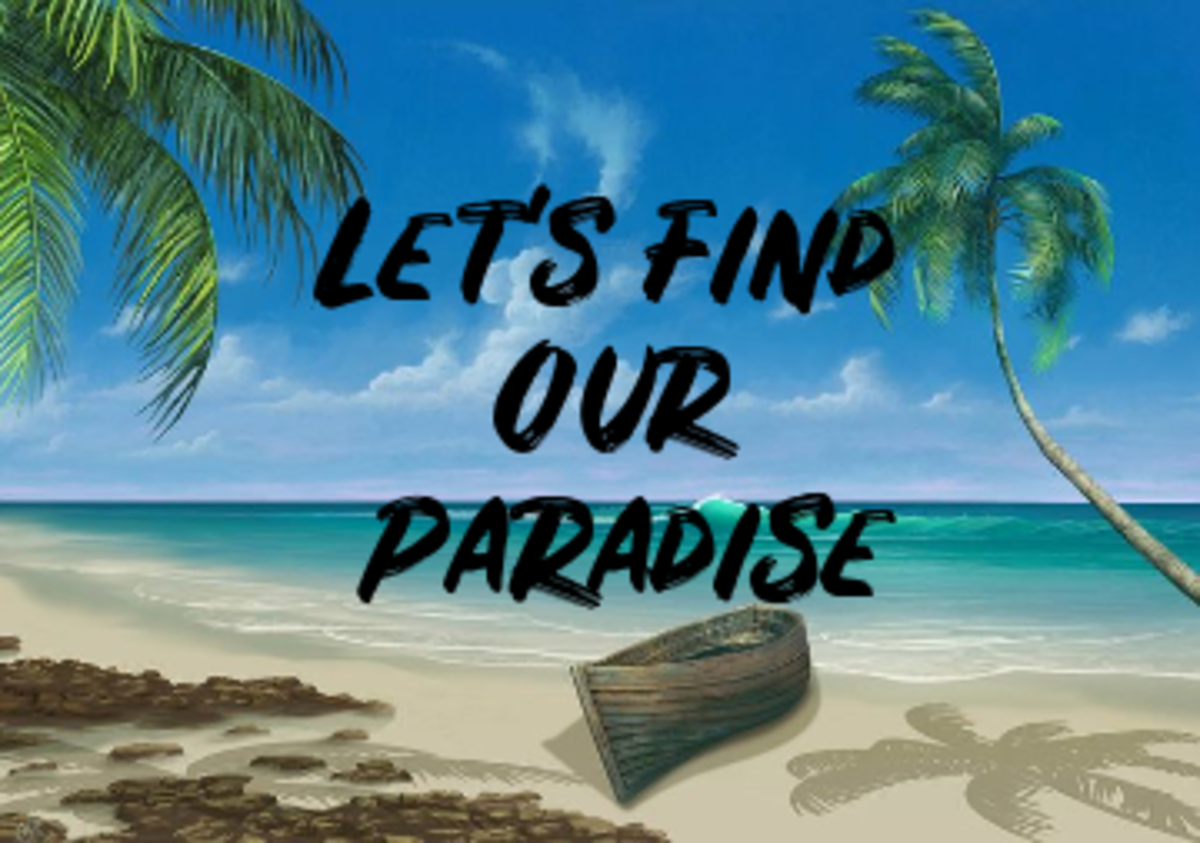 Poem: Let's Find Our Paradise