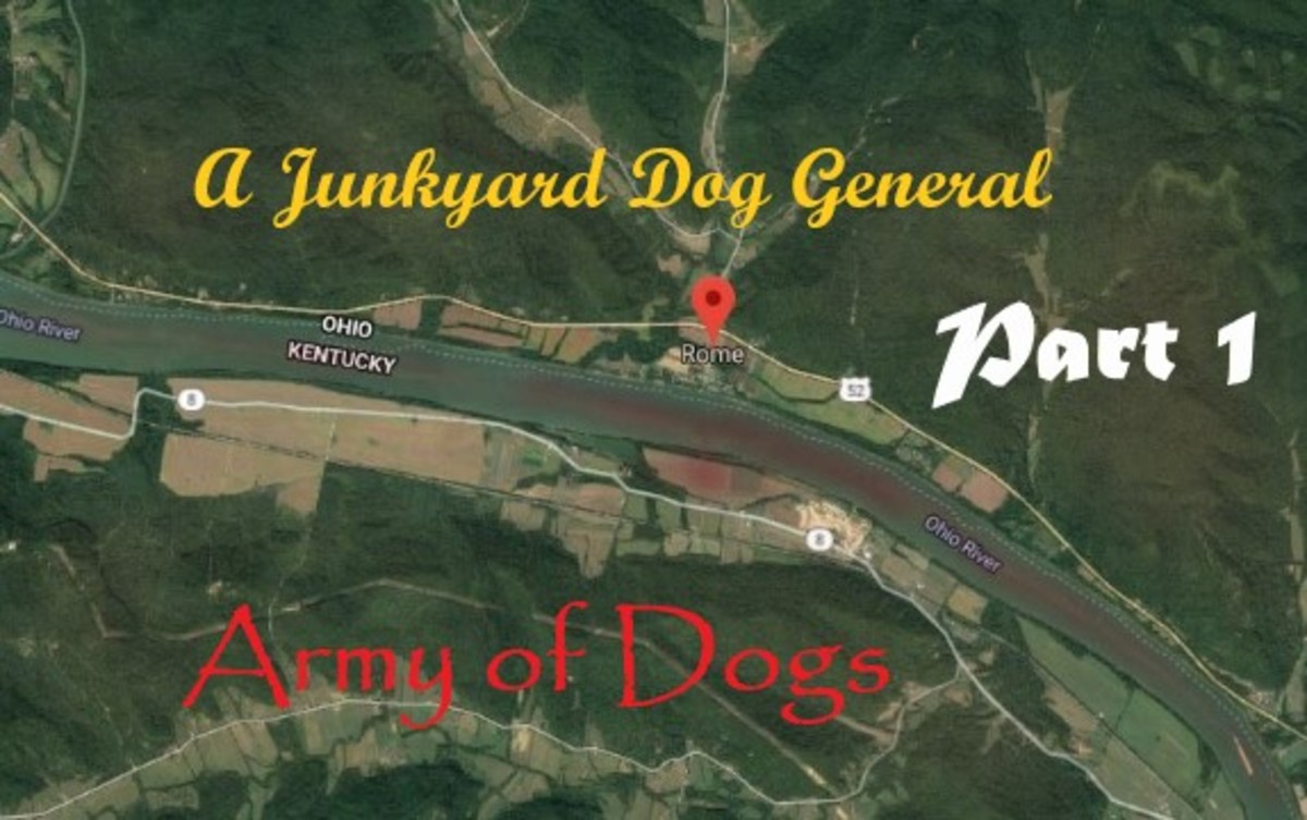 A Junkyard Dog General, The Army of Dogs, Part One